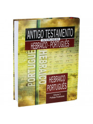 Antigo Testamento Interlinear - Hebraico/Português - Vol.3 - (SBB)