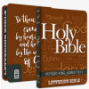 Bíblia King James 1611 - Fiel - Ultra Fina - Lettering ­Bible - Holy Bible