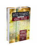 Antigo Testamento Interlinear - Hebraico/Português - Vol.4 - (SBB)