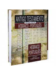 Antigo Testamento Interlinear - Hebraico/Português - Vol. 2 - (SBB)
